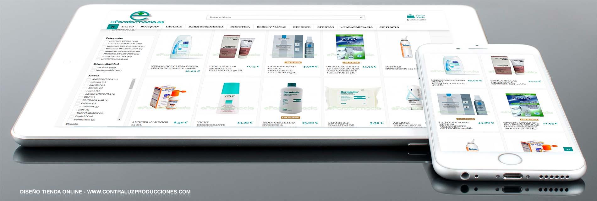 tienda online personalizada avila contraluzproducciones