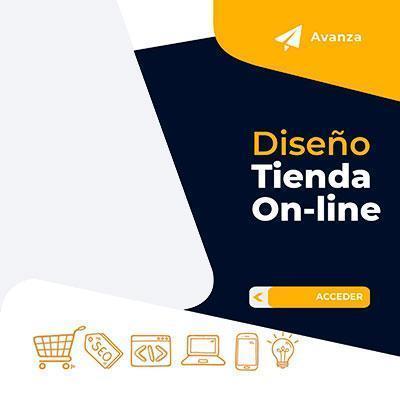 diseño tienda online en Ávila