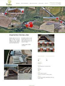Diseño web residenciababieca.es